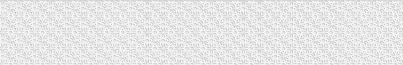 WHITE 3d - 380x60 cm