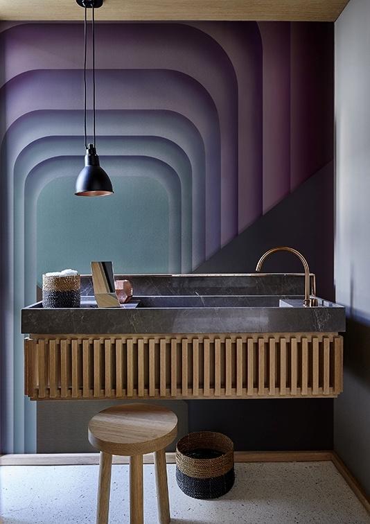 Wall & Deco ORA BLU