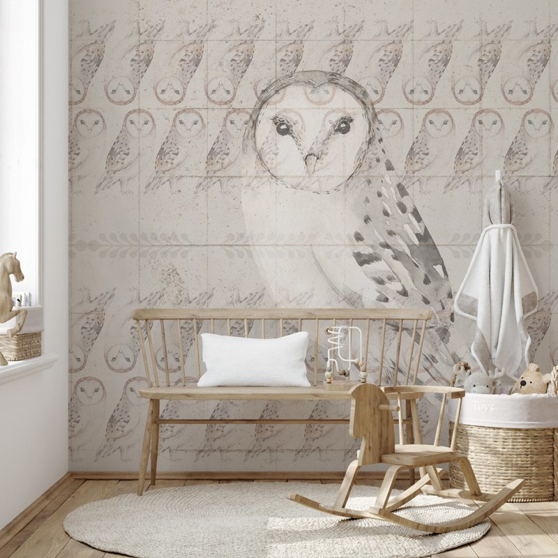 House of Gray OWL IS A BIRD