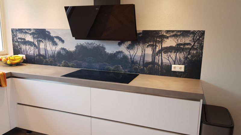 KitchenWalls Enchanted Forest 309x60