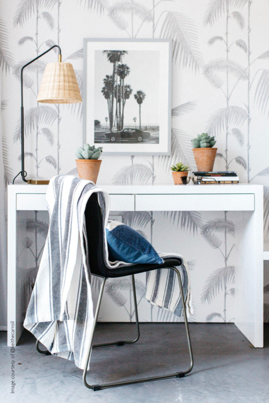 Contemporary Collection PALM LEAVES (5 kleuren)