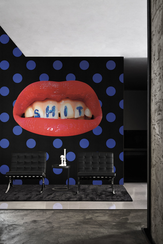 LondonArt  WASH YOUR MOUTH