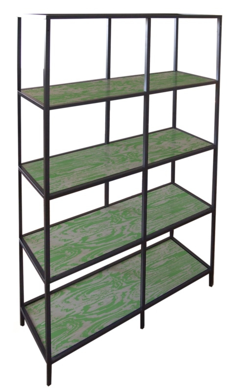 Vittsjo shelves PLYWOOD green