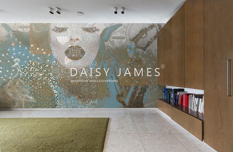 Daisy James THE MERMAID