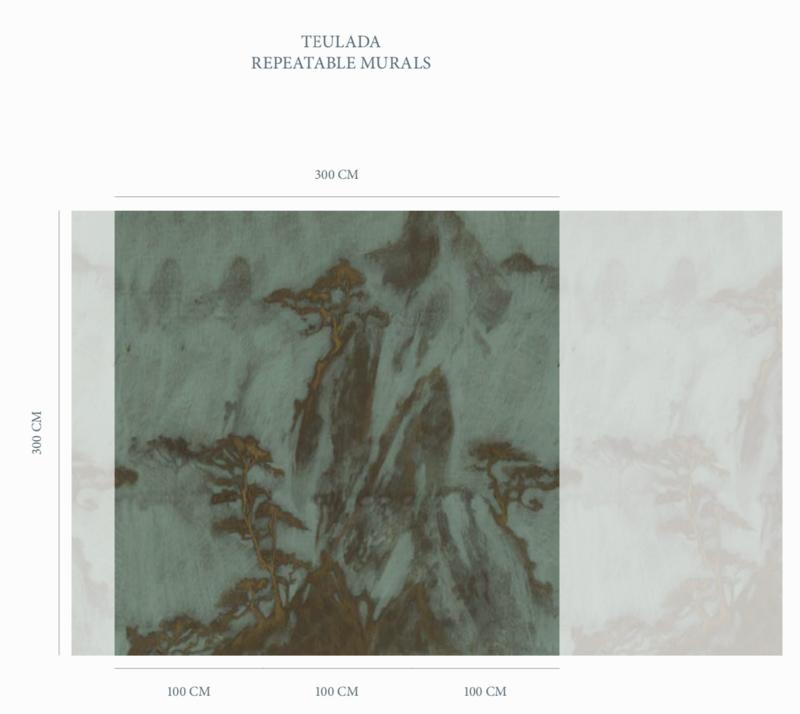 TEULADA (4 colors)