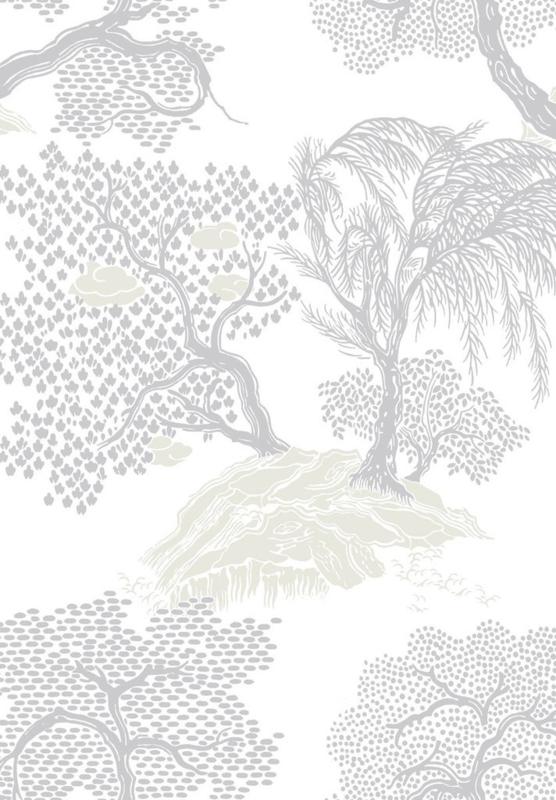 Jardin d'Asie (7 colors)