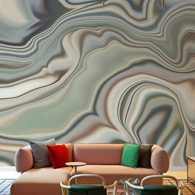 Patricia Urquiola Marble Mural 4 Kleuren Tres Tintas