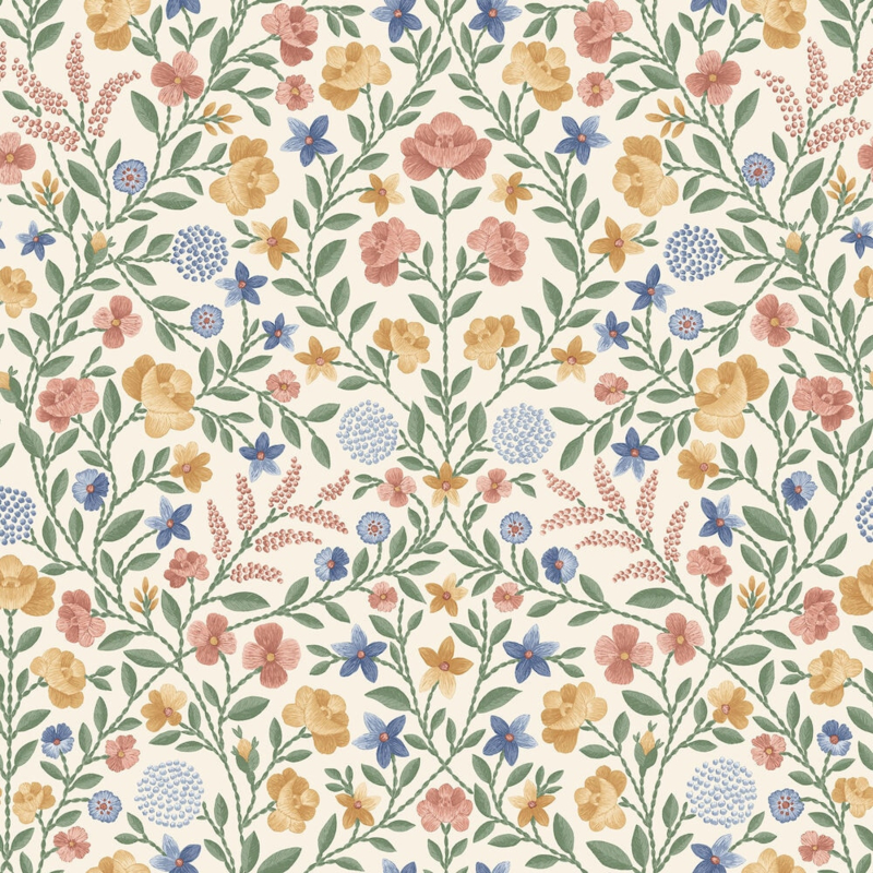 Cole & Son COURT EMBROIDERY (3 colors)