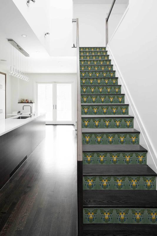 Behangfabriek Stairs Stickers To Upgrade Your Stairs