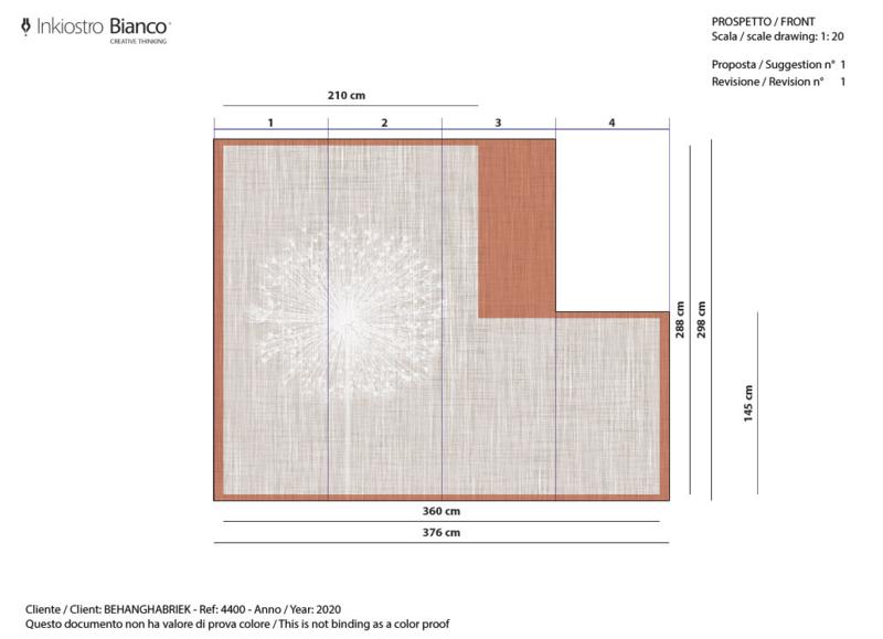 BREATH INKNNLM1402 on EQ dekor FLOOR