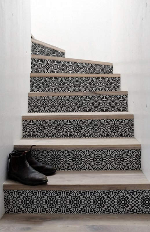 Stairs sticker CLASSIC