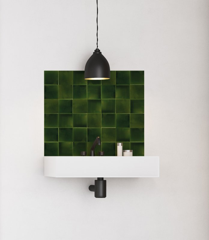 Kitchenwall BOTTLE GREEN