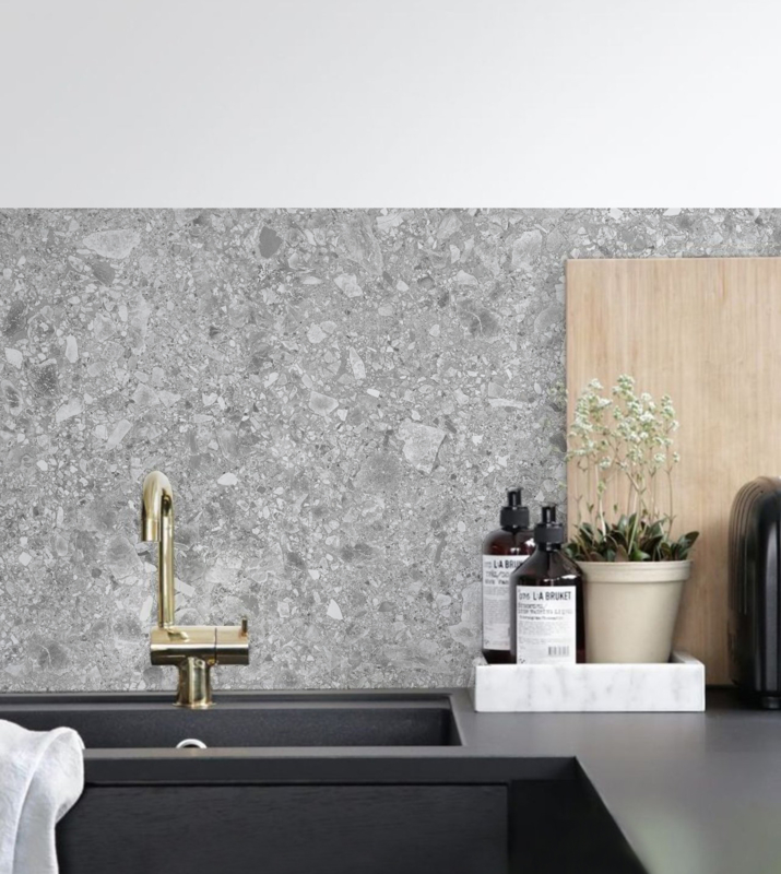 PB018  - Granite - Terrazzo - PuckB