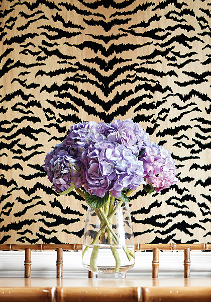 Thibaut TIGER FLOCK (4 colors)