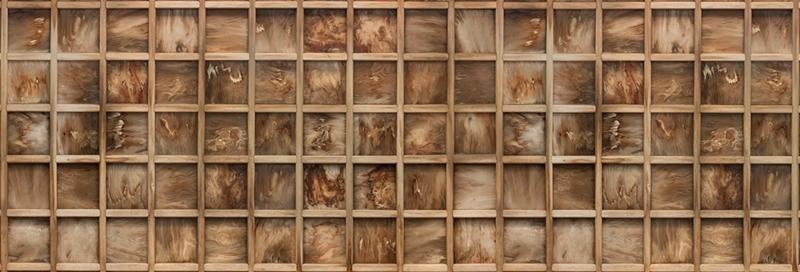 Vittsjo Shelves Wood Panel Ikea Vittsjo Behangfabriek