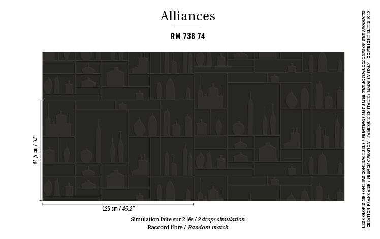 Elitis ALLIANCES VASES