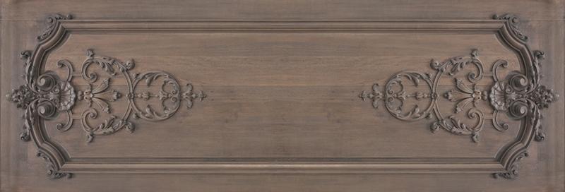 Vittsjo planken CARVED WOOD