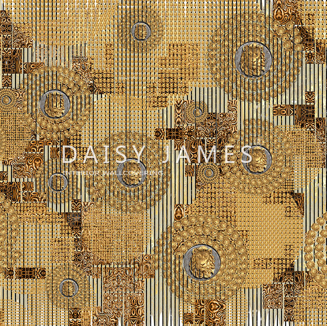 Daisy James THE GOLDEN LION