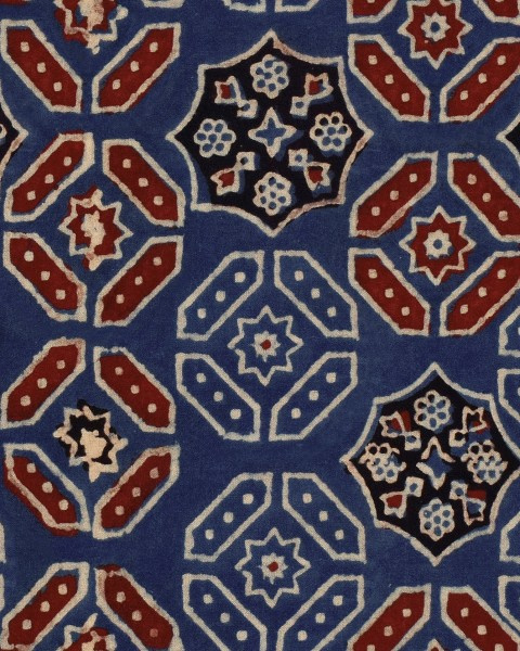 Mind The Gap AJRAK BLUE