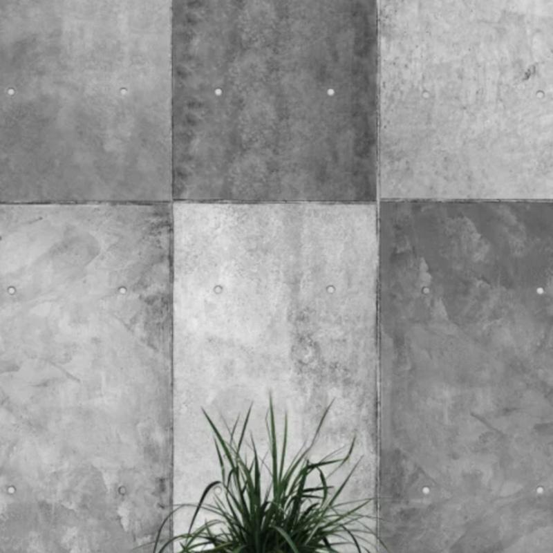 Concrete Collage (3 colors)