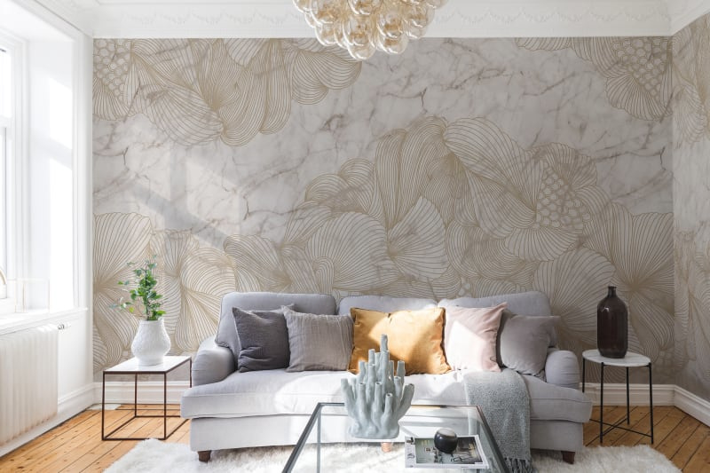 Rebelwalls OPULENCE marble