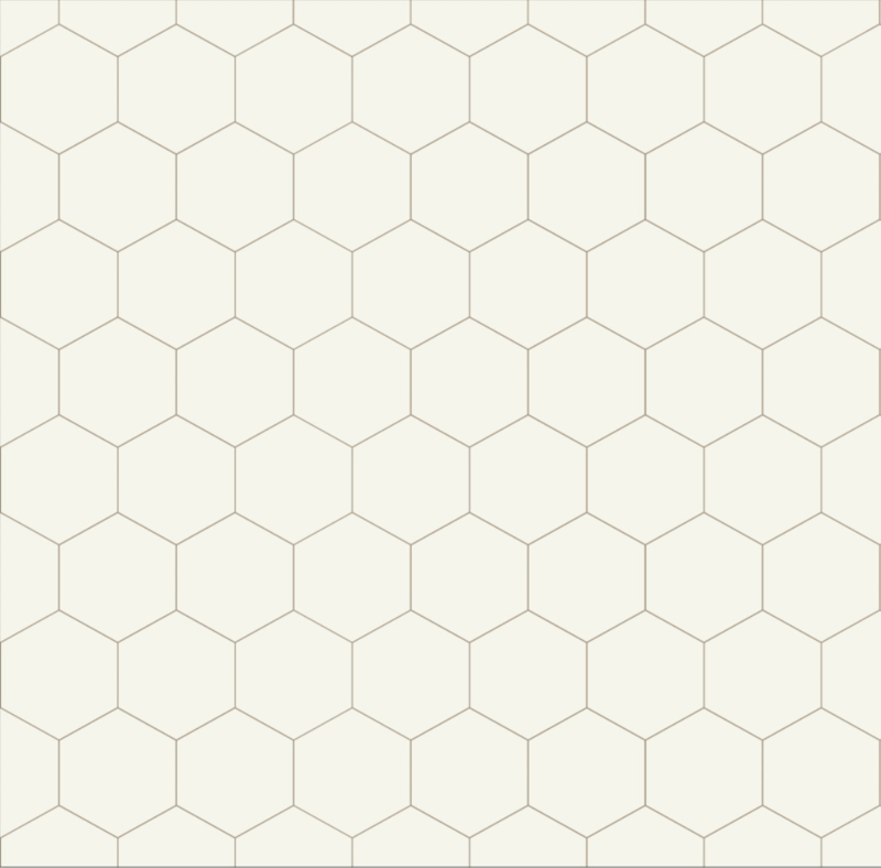 Hexagon thin