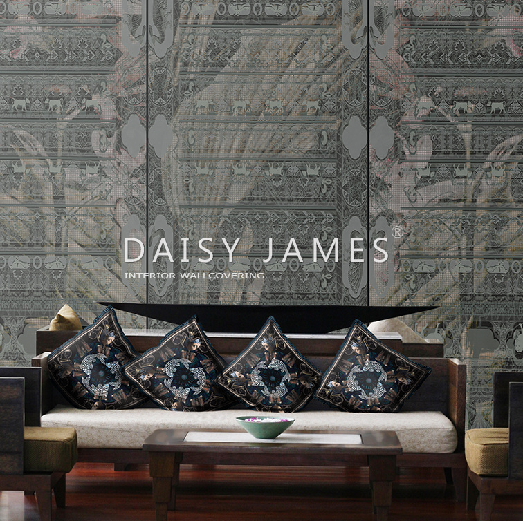 Daisy James THE CARTOUCHE