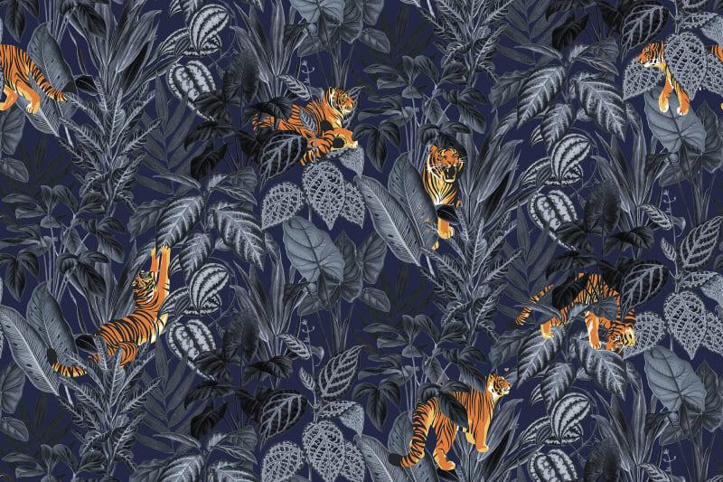 Mischievous TIGERS (3 colors)