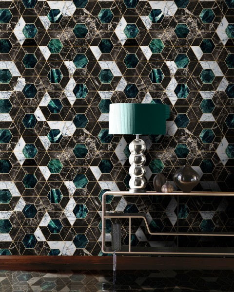 HEXA ONYX -  Metallic Collection