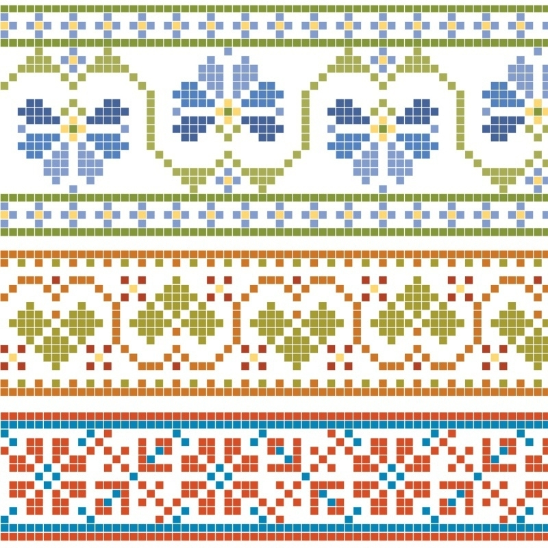 CROSS STICH 1417