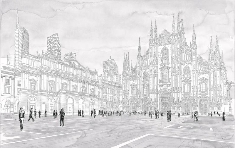 MILANO- Marco Fontana