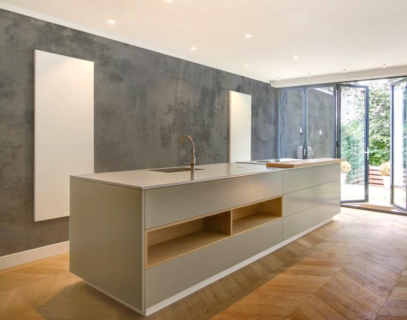Super Grunge Behangfabriek Wallpaper Raw Concrete