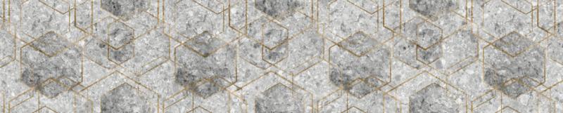 Design Collection PB022 Graniet Hexagon