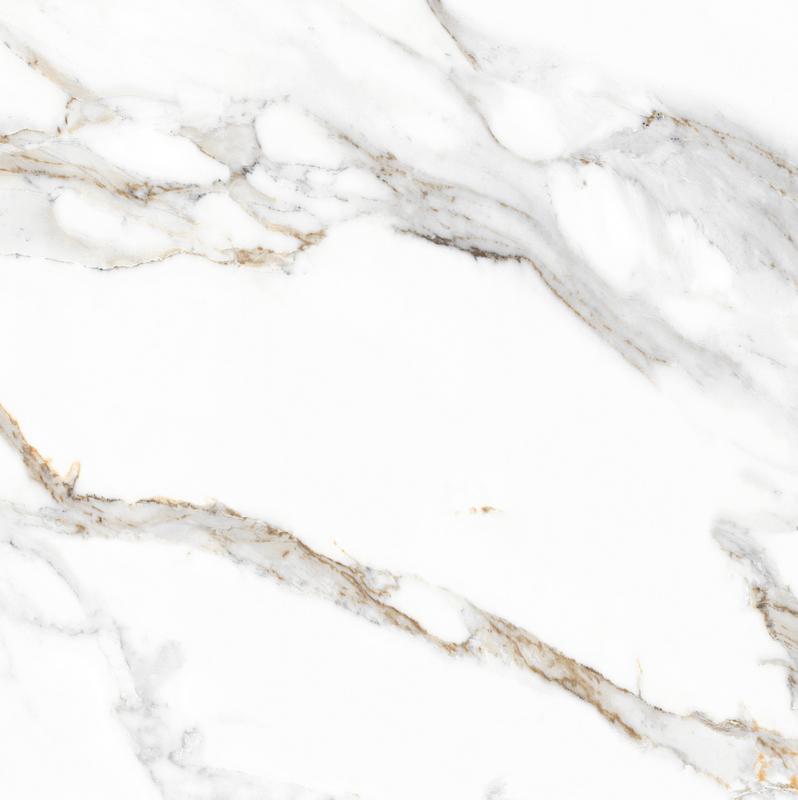 Backsplash panel WHITE MARBLE