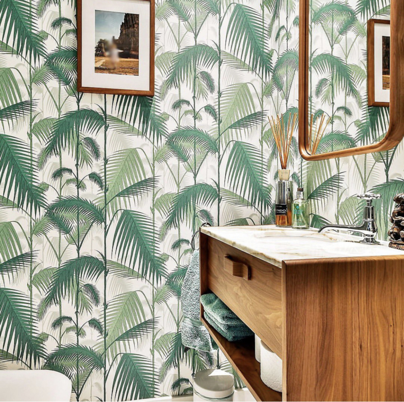Contemporary Collection PALM JUNGLE (7 colors)