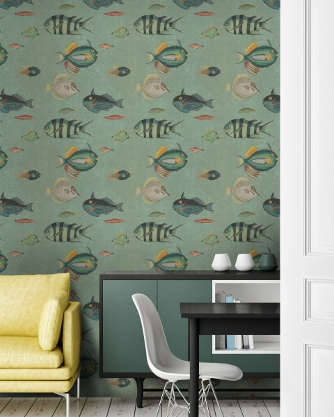 Mind The Gap POISSONS (2 colors)