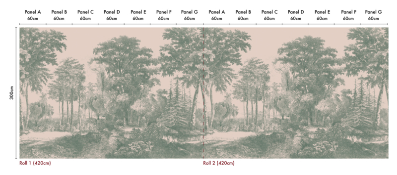 SLOW MEANDER (7 colors)