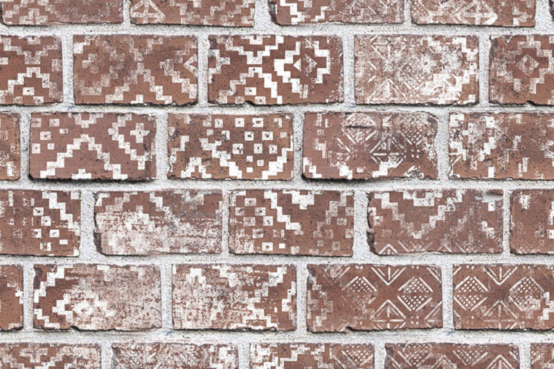 Rebelwalls DECORATED BRICK (2 colors)
