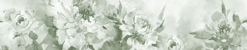 SJ016 Blooming Green Gray  - Studio Jip