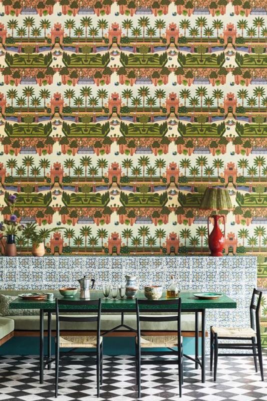 Seville Collection ALCAZAR GARDENS
