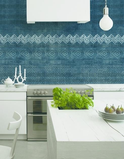 Wall & Deco WET SHIBORI