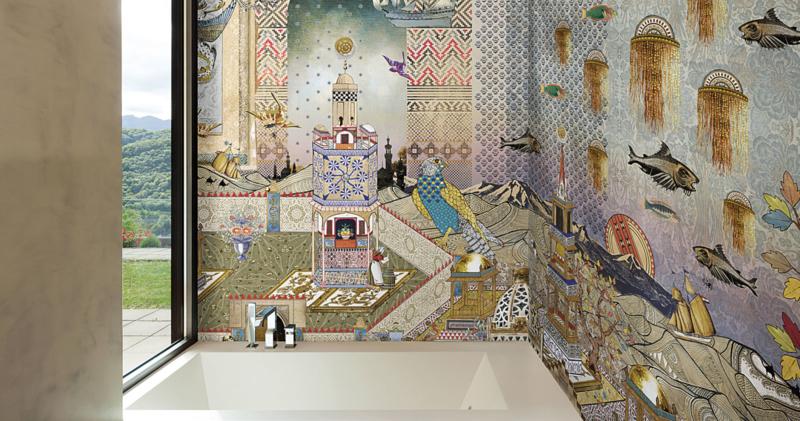 LondonArt MONDRIAN DOHA by Marcel Wanders