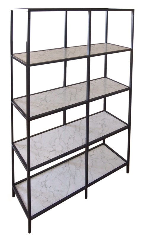 Vittsjo shelves MARBLE