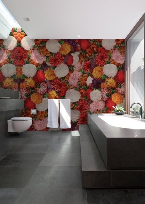 Wall & Deco WET HANAMI