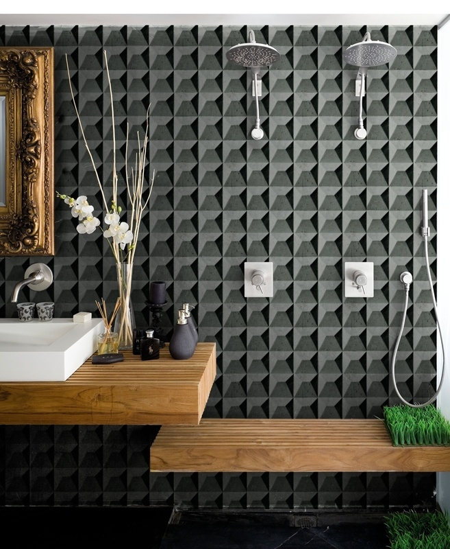 Wall & Deco WET POLY-HEDRIC