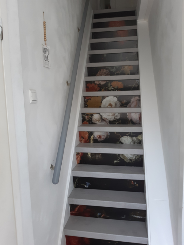 Stairs sticker MASTERPIECE