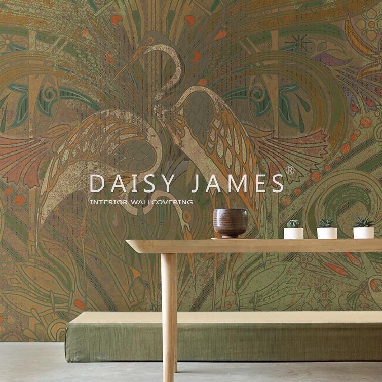Daisy James THE CRANE