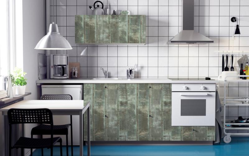 keukendeur BRONZED COPPER