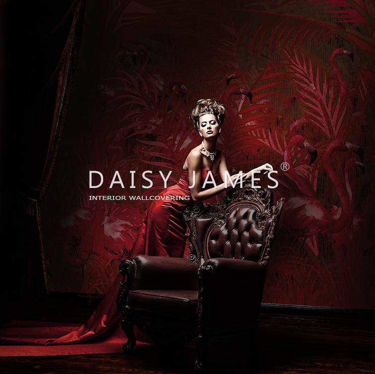 Daisy James THE FLAME