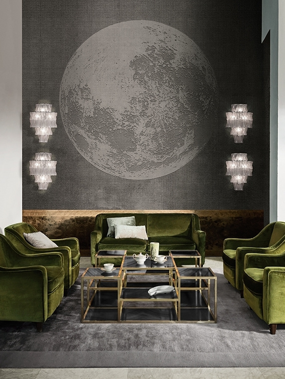 Wall and Deco LUNA PLENE
